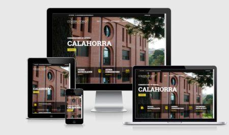 ¡Nueva web del Conservatorio de Calahorra!