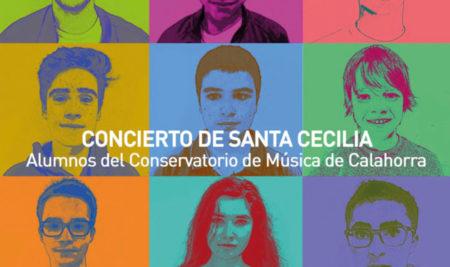 Concierto celebración Santa Cecilia