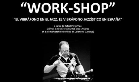 El vibráfono en el Jazz – Rafael Pérez Vigo