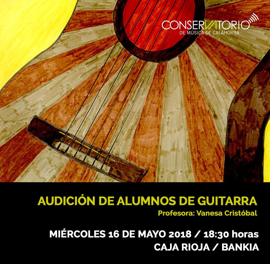 Audición Guitarra