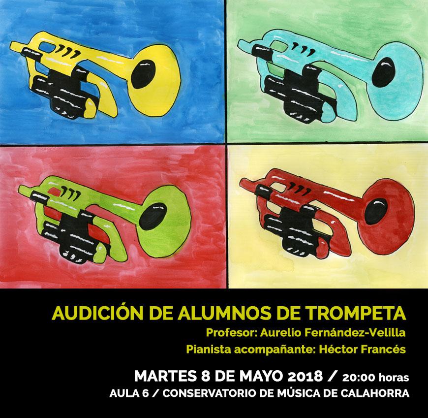 Audición Trompeta