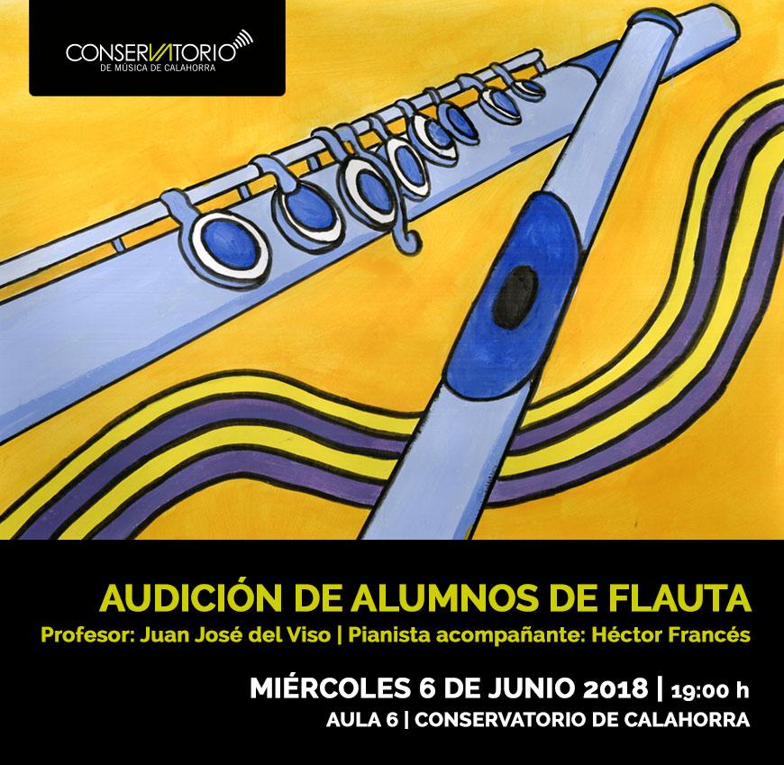 Audición flauta