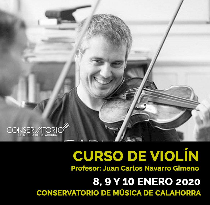 Curso violin